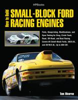 How to Build Small Block Ford Racing Engines HP1536 PDF