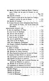 Mémoires pour servir à l'histoire de France sous Napoléon: Mémoires (3 v.)
