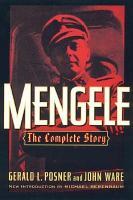 Mengele PDF