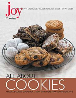 Joy of Cooking  All About Cookies Book