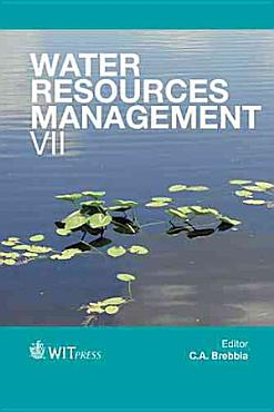 Water Resources Management VII PDF