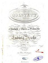Quintett für 2 Violinen, 2 Violen u. Violoncello: 33tes Werk, Issue 2