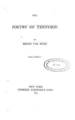 The Poetry of Tennyson PDF