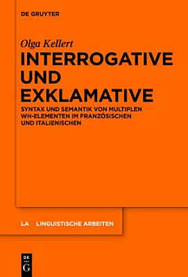 Interrogative und Exklamative PDF