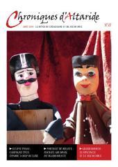 Chroniques d'Altaride n°027 Août 2014: Le Spectacle