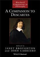 A Companion to Descartes PDF