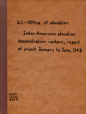 Inter American Education Demonstration Centers