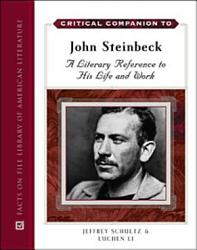 Critical Companion To John Steinbeck Book PDF