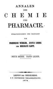 Annalen der Chemie und Pharmacie: vereinigte Zeitschrift des Neuen Journals der Pharmacie für Ärzte, Apotheker und Chemiker u. des Magazins für Pharmacie und Experimentalkritik, Band 155