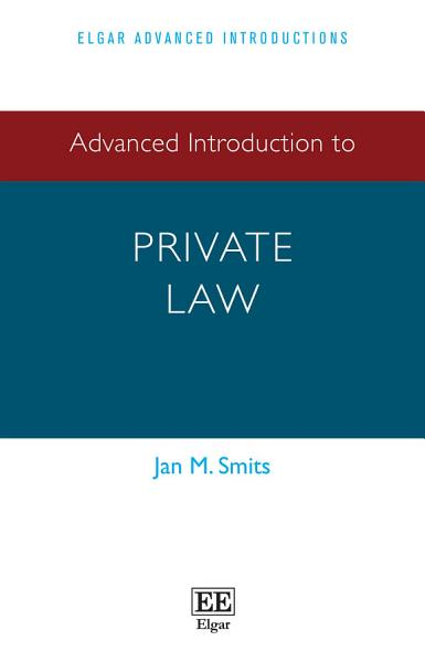 Download Advanced Introduction to Private Law Book