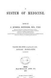 A system of medicine, ed. by J.R. Reynolds: Volume 5
