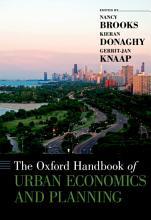 The Oxford Handbook of Urban Economics and Planning PDF