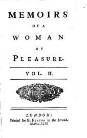 Memoirs Of A Woman Of Pleasure: Volume 2
