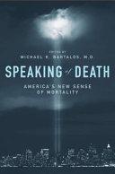 Download Speaking of Death Book