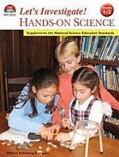 Let's Investigate! Hands-On Science - Grades 1-2