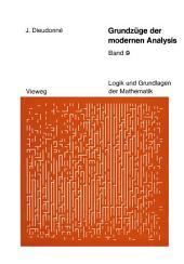 Grundzüge der modernen Analysis: Band 9