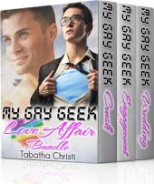 My Gay Geek Love Affair Bundle: Gay Jock Nerd Romance