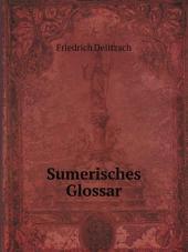Sumerisches Glossar