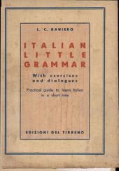 Italian Little Grammar