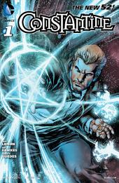 Constantine (2013-) #1