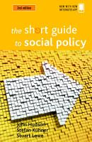 The Short Guide to Social Policy  Second Edition  PDF