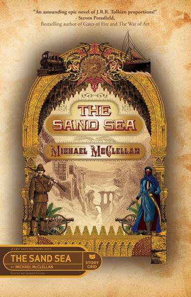 Download The Sand Sea Book