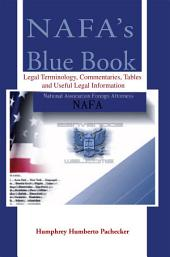 NAFA's Blue Book: Legal Terminology, Commentaries, Tables and Useful Legal Information