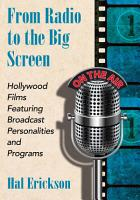 From Radio to the Big Screen PDF