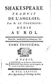 Shakespeare traduit de l'anglois: Coriolan; Macbeth