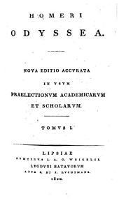 Odyssea: Volume 1