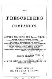 The Prescriber's Companion