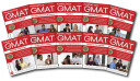 Manhattan GMAT Complete Strategy Guide Set  5th Edition Book