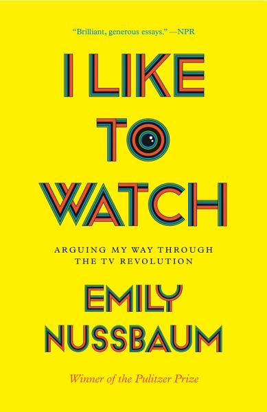 Download I Like to Watch Book