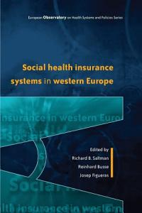 EBOOK  Social Health Insurance Systems in Western Europe