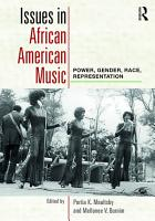 Issues in African American Music PDF
