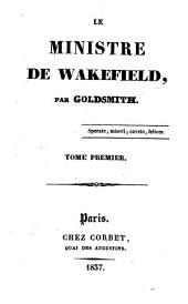 Le ministre de Wakefield: Volume1