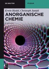Anorganische Chemie: Ausgabe 9