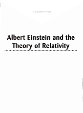Albert Einstein and the Theory of Relativity PDF