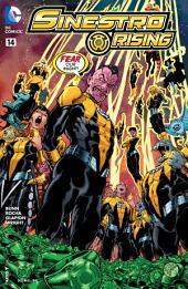 Sinestro (2014-) #14