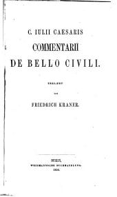 Commentarii de bello civili