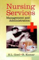 Nursing Services   Management and Administration PDF