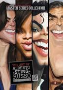 Art of Alberto 'Sting' Russo - Caricatures