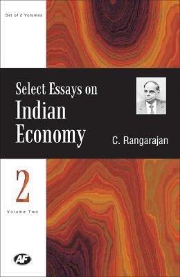 Select Essays on Indian Economy