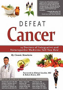 Defeat Cancer Book