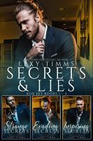 Secrets   Lies Box Set Books  1 3 PDF