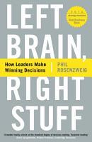 Left Brain  Right Stuff PDF
