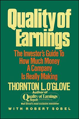 Quality of Earnings PDF