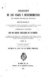 Colección de los viages y descubrimientos que hieieron: Volumen 2