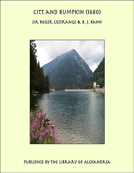 Download Citt and Bumpkin Book
