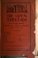 The Open Shelf PDF
